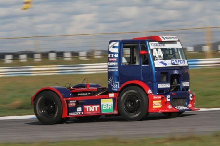 Goiânia é o palco de estreias na quarta etapa da Fórmula Truck