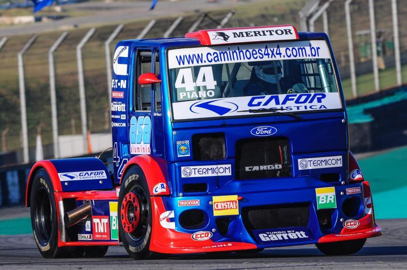 Meritor mostra sua excelência nas pistas do autódromo de São Paulo