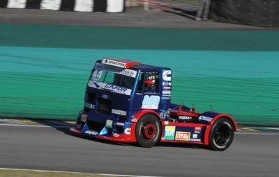 Imagens Território Motorsport na etapa de Interlagos da Fórmula Truck