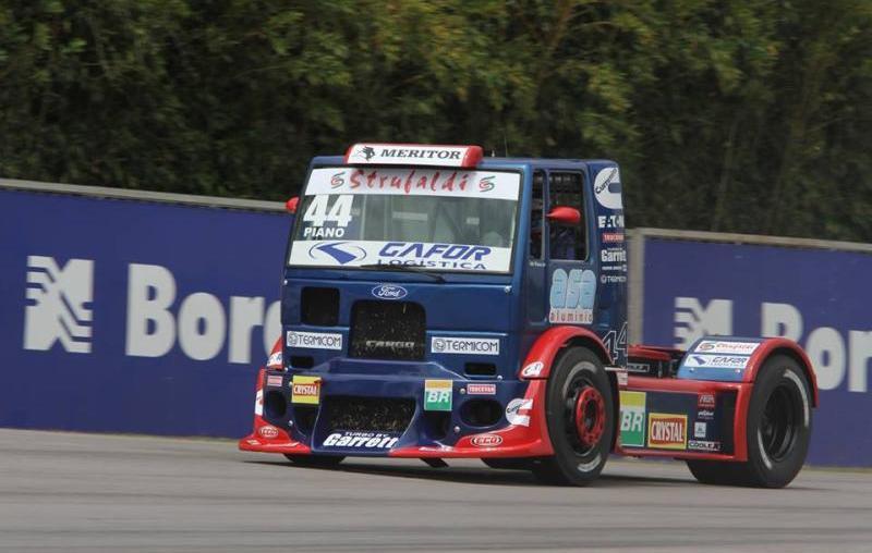 O circuito de Guaporé (RS) é o que mais recebeu etapas da Fórmula Truck