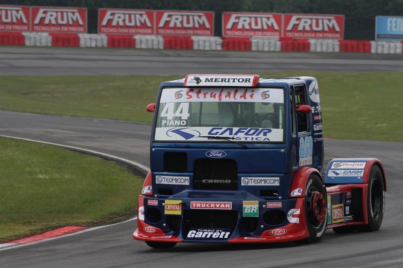 Edu Piano finaliza primeira temporada na Fórmula Truck com dever cumprido