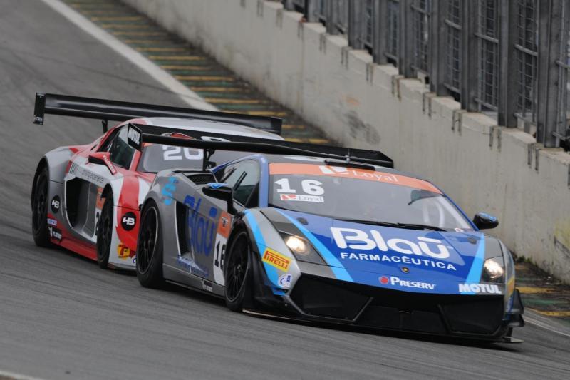Fórmula Truck confirma parceria com GT Pro Brasil para temporada de 2014